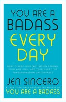Boek cover You Are a Badass Every Day van Jen Sincero (Paperback)