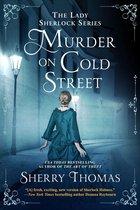 Omslag Murder on Cold Street