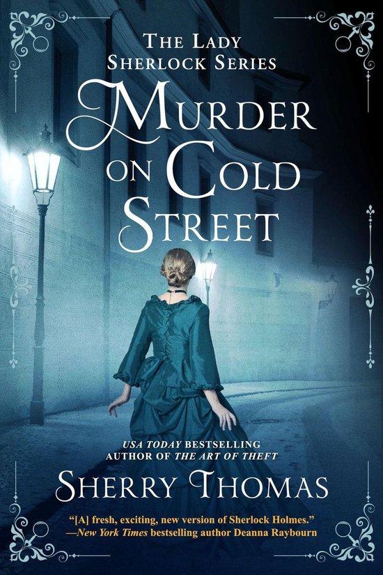 Omslag van Murder on Cold Street