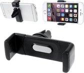 GadgetBay Universele Autohouder zwart Ventilatierooster telefoon houder iPhone Samsung auto