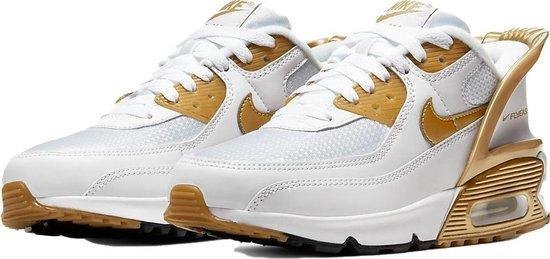 Nike Air Max 90 FlyEase (GS) Metalic Gold - Maat 39