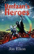 Omslag Umfaan's Heroes