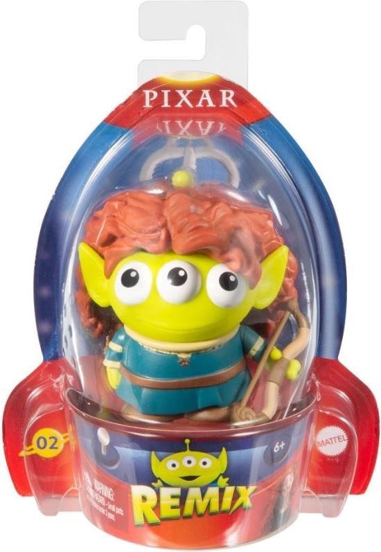Pixar - Aliens Remix - Merida