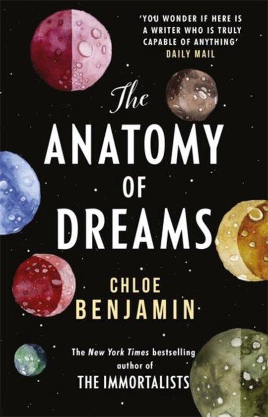 Boek cover The Anatomy of Dreams van Chloe Benjamin (Paperback)
