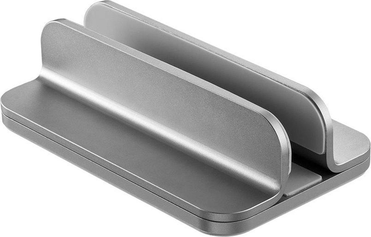 Vertical laptop stand - Silver 11-17i max 5kg kopen