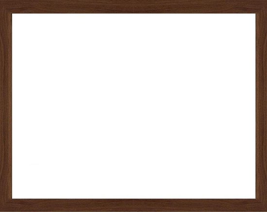 Homedecoration Misano – Fotolijst – Fotomaat – 36 x 59 cm  – Marone Bicolor
