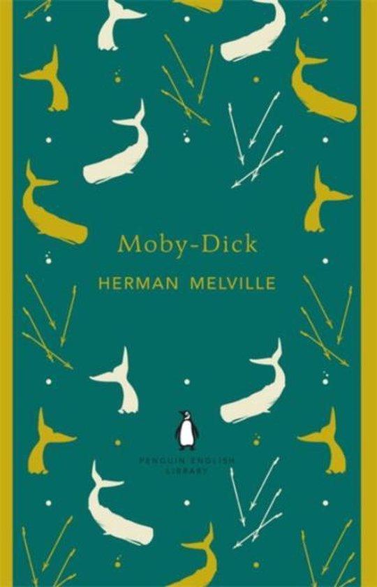 Boek cover Moby-Dick van Herman Melville (Paperback)