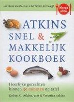 Atkins Snel En Makkelijk Kookboek