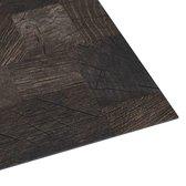 Vloerplanken 20 st zelfklevend 1,86 m² houtstructuur