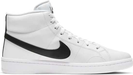 Nike COURT ROYALE 2 MID MENS SHOE heren sneakers wit