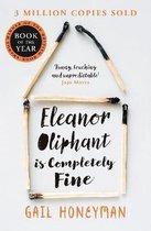 Boek cover Eleanor Oliphant is Completely Fine van Gail Honeyman (Paperback)