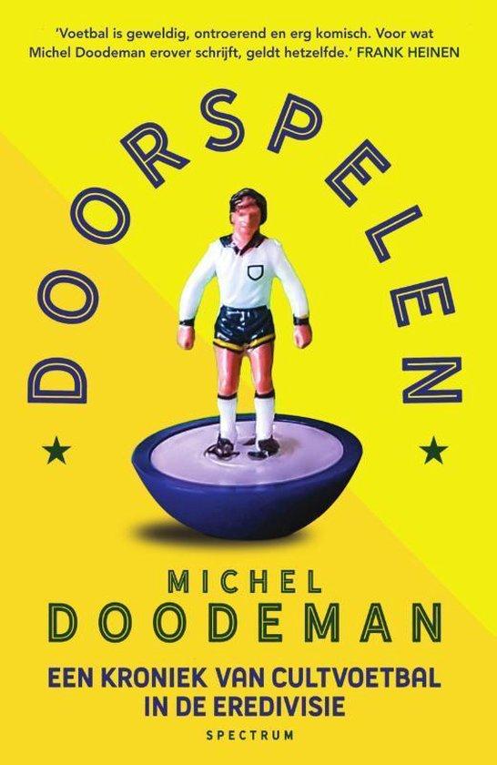 Boek cover Doorspelen van Michel Doodeman (Paperback)