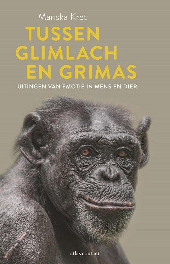 Boek cover Tussen glimlach en grimas van Mariska Kret (Paperback)