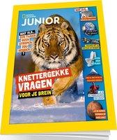 National Geographic Junior knettergekke vragen