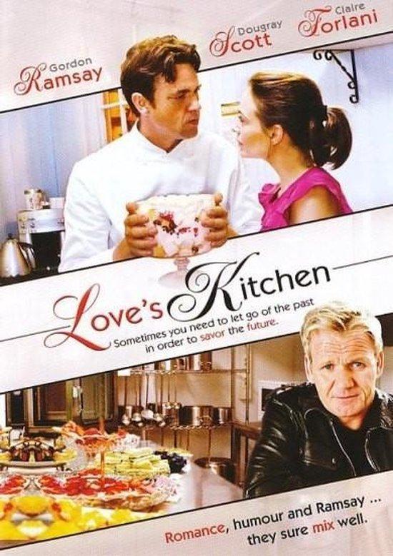 Cover van de film 'Love's Kitchen'