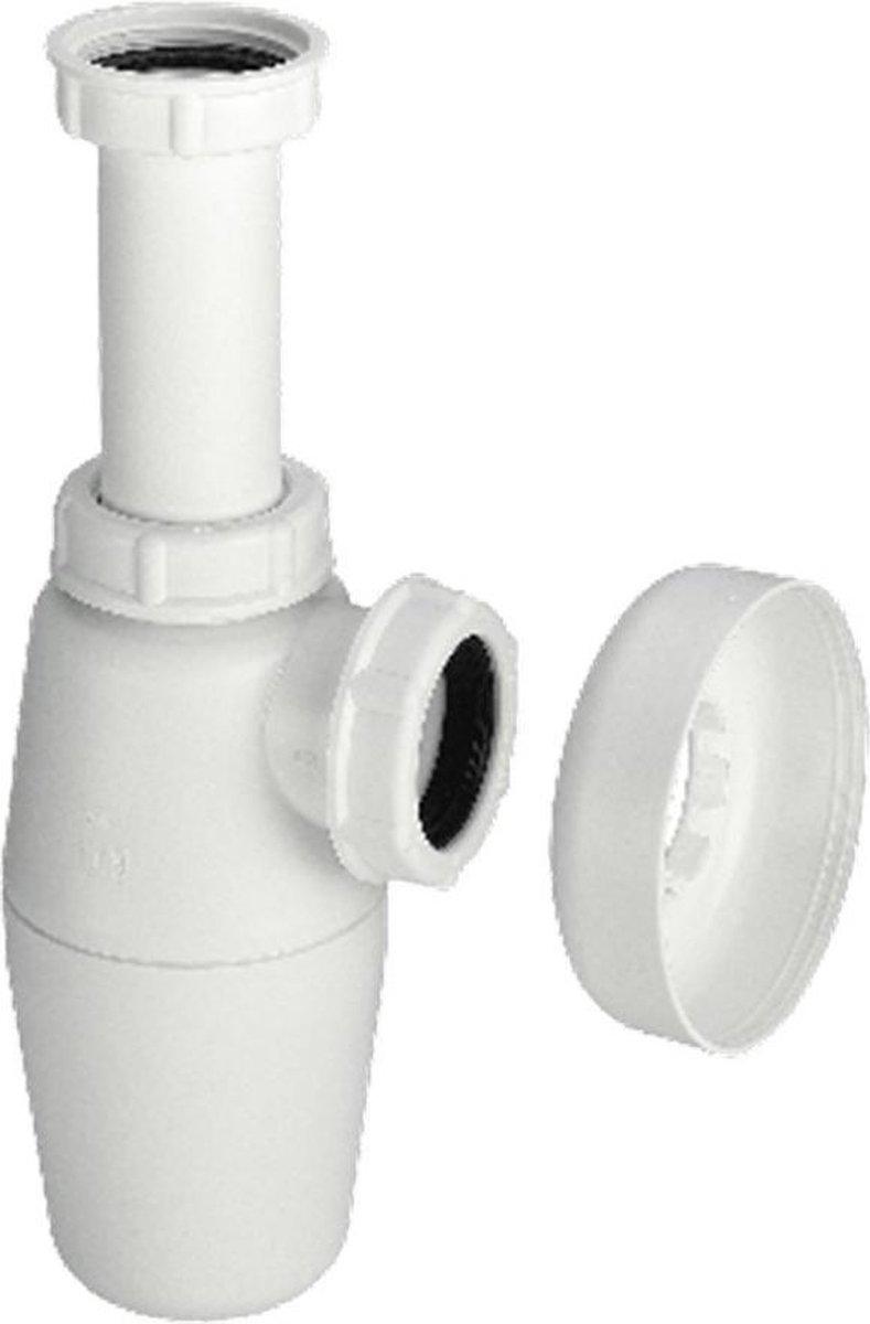 Afvoer wc gebruiken voor wastafel | KLUSIDEE.NL