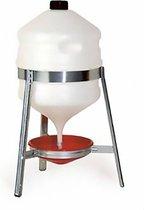 Kunststof waterreservoir voor pluimvee 30 Liter