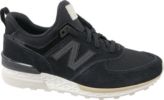 New Balance 574 Sport Sneakers - Maat 41.5 - Mannen - zwart