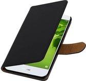 Wicked Narwal | bookstyle / book case/ wallet case Hoes voor Huawei Nova 2 Zwart