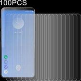 Let op type!! 100 stuks 0 26 mm 9H 2.5D explosieveilige getemperd glas Film voor Galaxy S10 +