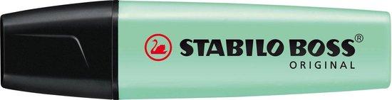 STABILO BOSS ORIGINAL Pastel Vleugje Mint - per stuk