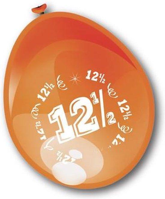 Ballonnen 12½ jaar koper