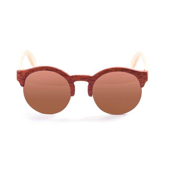 Ocean Sunglasses - SOTAVENTO - Unisex Zonnebril Bruin - Ocean Sunglasses