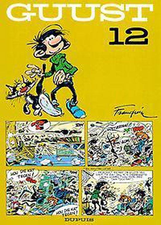 Guust / 12 - Franquin |