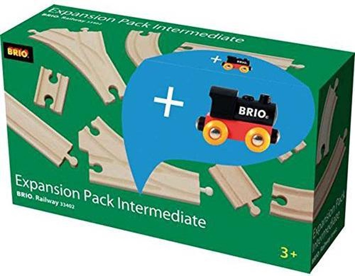 BRIO 33402+LOCO
