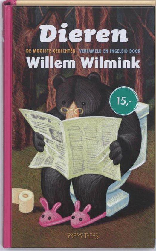 Boek cover Dieren van Willem Wilmink (Hardcover)
