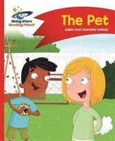 Reading Planet - The Pet - Red A