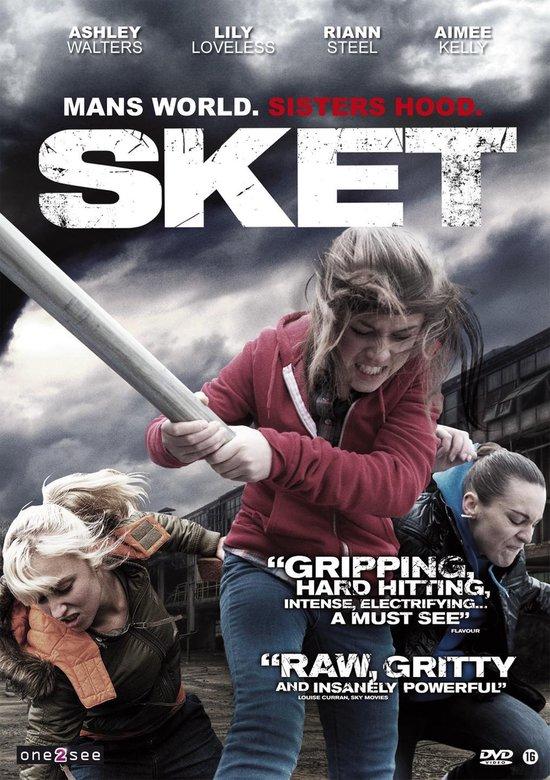 Cover van de film 'Sket'