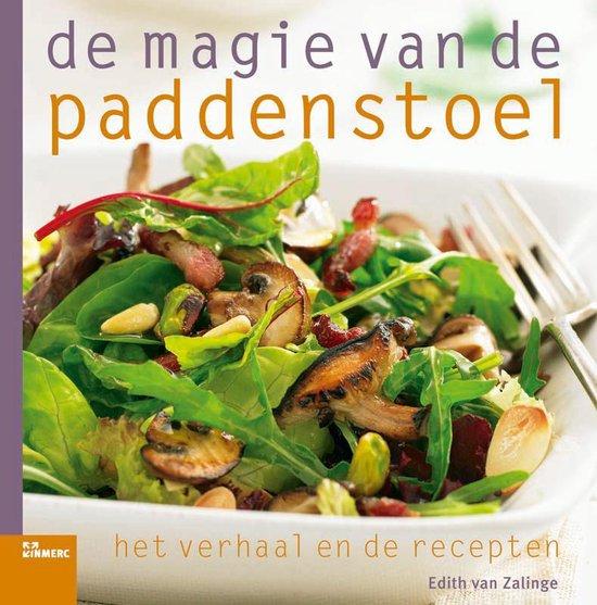 Cover van het boek 'De magie van de paddenstoel' van Edith van Zalinge