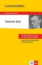 Klett Lektürehilfen - Hermann Hesse, Unterm Rad