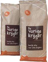 2 x De Vurige Krijger 1.000 gram Arabica koffiebonen | Burundi