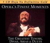 5-Cd Opera's Finest Moments