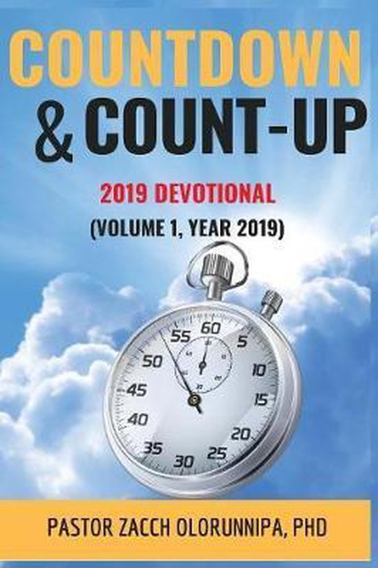 Countdown and Count-Up Devotional