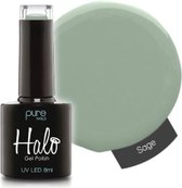 Halo Gel Polish Sage - Professionele gellak ook voor thuis !