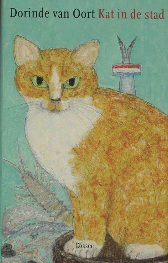 Kat in de stad - Dorinde van Oort  