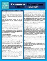 Common Grammar Pitfalls & Mistakes (Speedy Study Guide)