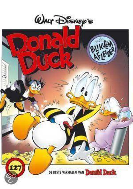 Beste Verhalen D Duck 127 Als Bliksemafleider - Disney |