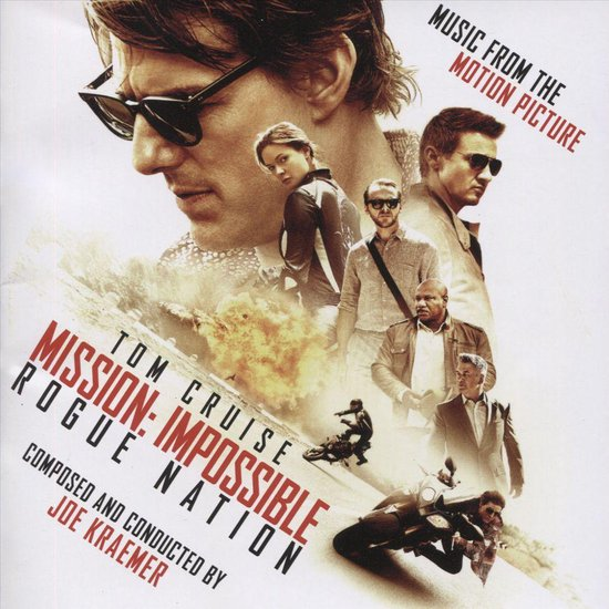 Mission: Impossible - Rogue Nation [Music From the Motion Picture]