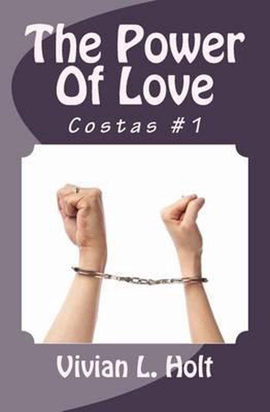 Boek cover The Power of Love van Vivian L Holt (Paperback)