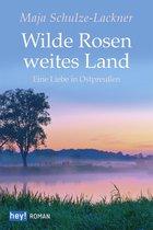 Omslag Wilde Rosen, weites Land