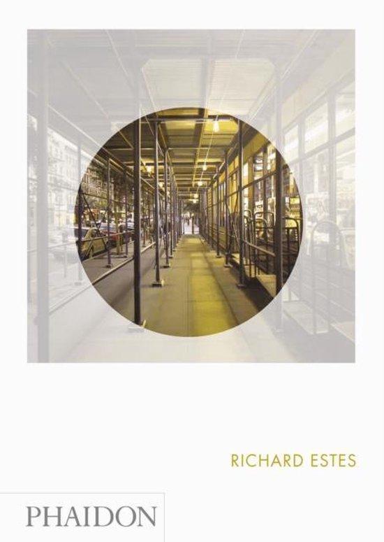 Boek cover Richard Estes van Linda Chase (Hardcover)