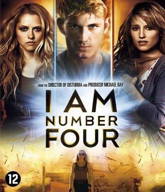 Cover van de film 'I Am Number Four'