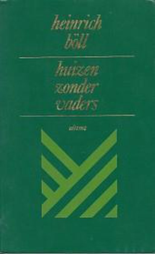 Huizen zonder vaders ultimo-reeks - Heinrich Böll  