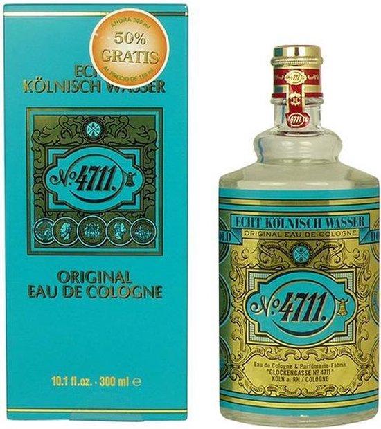 4711 Unisex - 100 ml - Eau de Cologne