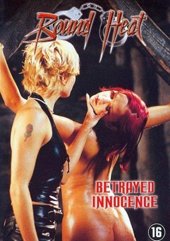 Cover van de film 'Bound Heat - Betrayed Innocence'