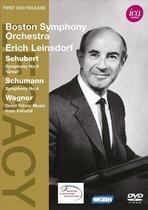 Erich Leinsdorf - Conducts Schubert & Schumann